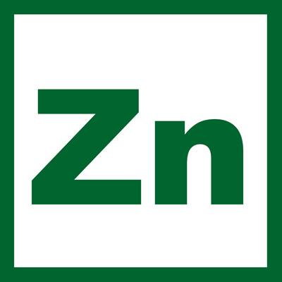 Producto rico en zinc