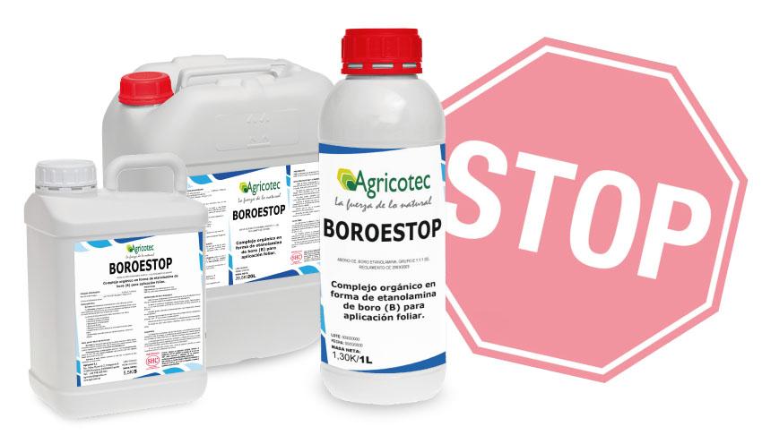 Boroestop Corrector de carencias de Boro