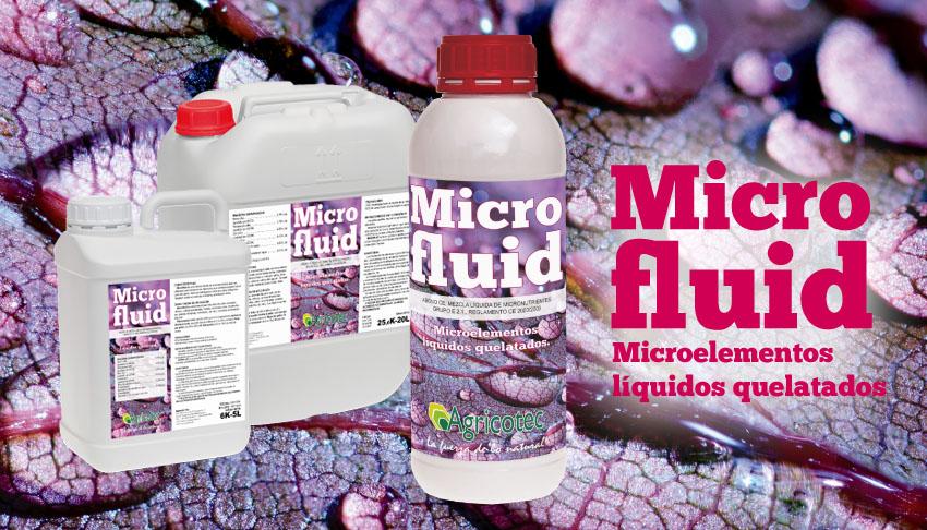 Microfluid envases