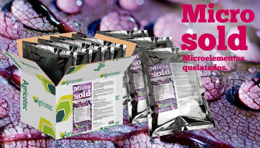Microsolid envases