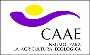 Producto certificado pra agricultura ecológica CAAE