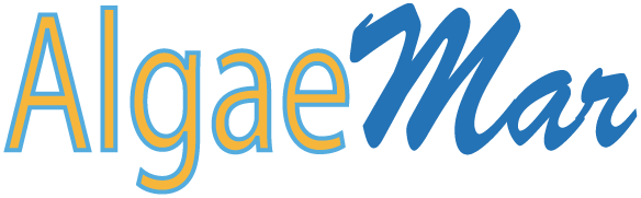 algaemar logotipo producto
